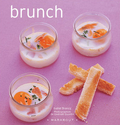 Brunch - Isabel Brancq - Editions Marabout